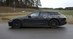 Porsche Panamera Nel 2017 arriverà la Sport Turismo