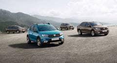 Dacia A Parigi i restyling di Sandero e Logan