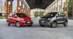 Fiat Panda Tutte le novità del model year 2017