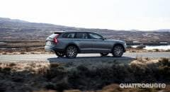 Volvo V90 Presentata la Cross Country