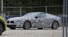 BMW Serie 8 Primi test per la nuova coupé di Monaco