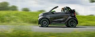 Smart fortwo electric drive Coupé e cabrio a emissioni zero