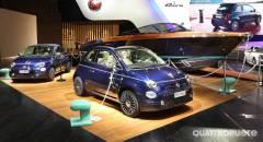 Fiat 500 Una serie speciale Tender to Paris