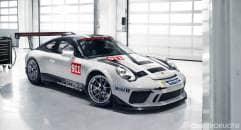 Porsche 911 GT3 Cup La nuova sportiva per i monomarca
