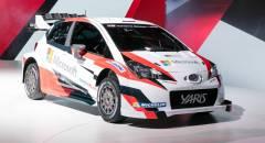 Toyota Yaris WRC La nuova livrea e la partnership con Microsoft