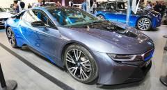 Garage Italia Customs BMW i3 e i8, due versioni speciali by Lapo Elkann