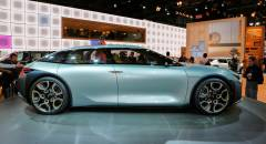 Citroën Cxperience Concept A Parigi, un laboratorio tecnologico - VIDEO