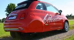 Monaco di Baviera Una Fiat 500... per sedicenni