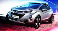 Honda WR-V Una Suv compatta per il mercato sudamericano