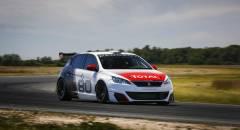 Peugeot 308 La Racing Cup è in vendita, pronta a scendere in pista