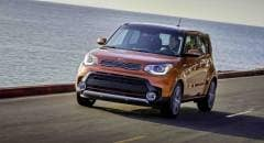Kia Soul Il restyling al Salone di Los Angeles 2016