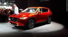 Mazda In arrivo un'elettrica e una ibrida plug-in