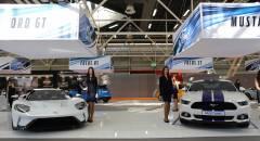 Motor Show 2016 Dalla GT alla Mustang, le Ford da non perdere - VIDEO