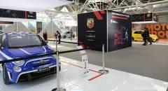 Al Motor Show con 124, 595 Competizione e 695 Biposto - LIVE