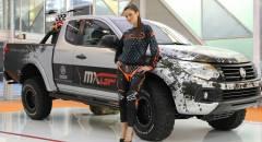 Motor Show 2016 Fiat Professional espone il pick-up Fullback - LIVE