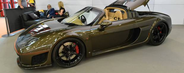 Motor Show 2016 In mostra anche la supersportiva Noble M600