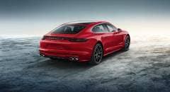 Porsche Exclusive Una Panamera Turbo speciale