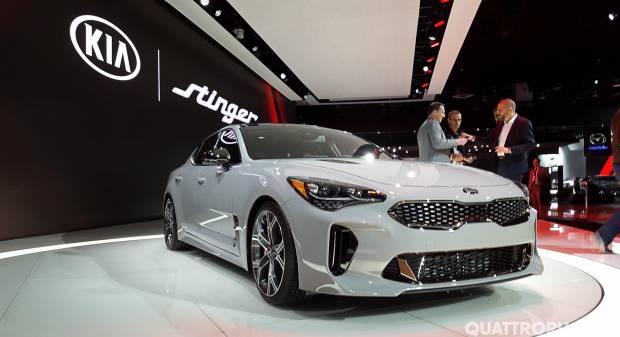 Si chiama Stinger la nuova GT coreana - VIDEO