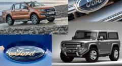 Ford Confermato il ritorno negli Usa di Ranger e Bronco