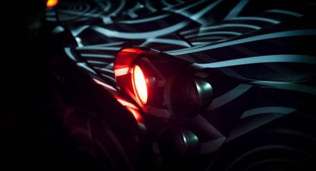 Pagani Nuovo teaser della Huayra Roadster