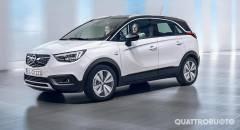 Opel Crossland X Compatta, spaziosa e versatile