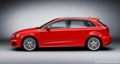 Audi A3 Debutta il 1.6 TDI da 116 CV