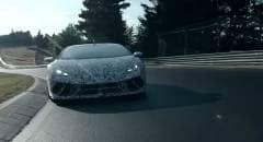 Lamborghini Huracán Performante Odore di record al Nürburgring - VIDEO