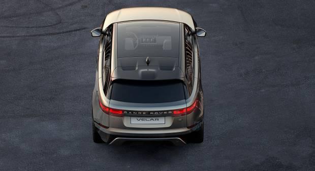 Range Rover Velar Al Salone di Ginevra la nuova Sport Utility