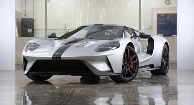 Ford GT Competition Series Un allestimento speciale dedicato alla nuova GT