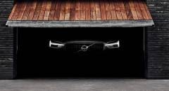 Volvo XC60 Prima immagine della nuova Suv