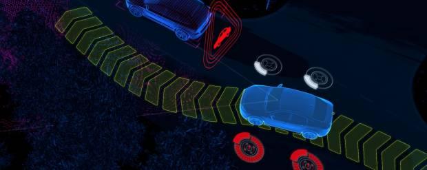 Volvo XC60 La Suv sterzerà da sola per evitare le collisioni