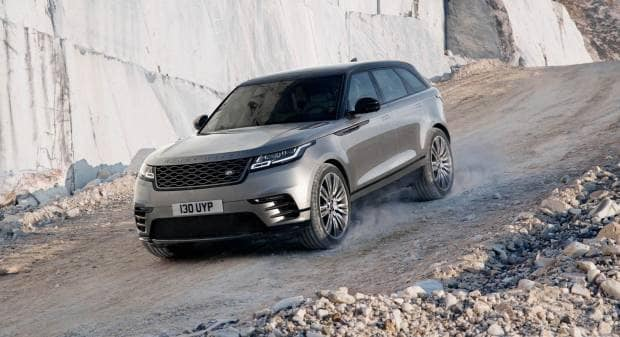 Range Rover Velar Glam e anticonvenzionale