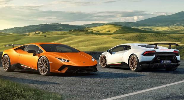 Lamborghini Huracán Performante Tolti i veli alla nuova supercar del Toro