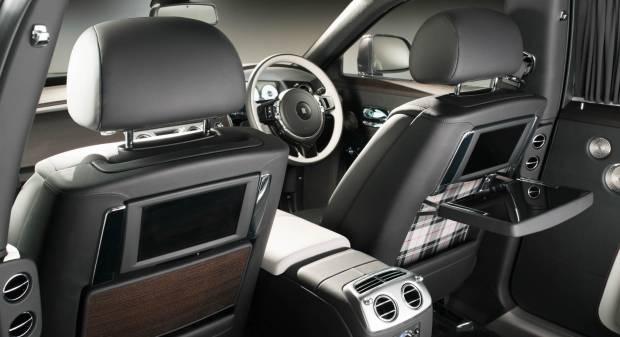 Tutte le novità Rolls-Royce