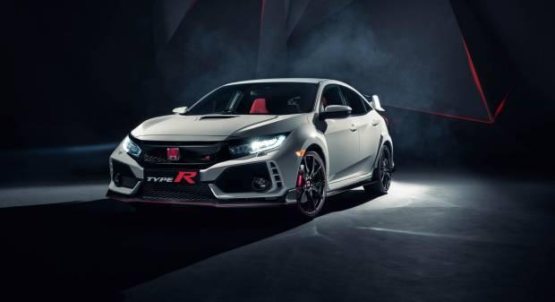 Nuova Honda Civic Type R Sempre più sportiva, sempre più veloce