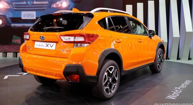 Ecco la nuova Subaru XV