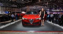 Alfa Romeo a Ginevra La Stelvio al debutto europeo - VIDEO