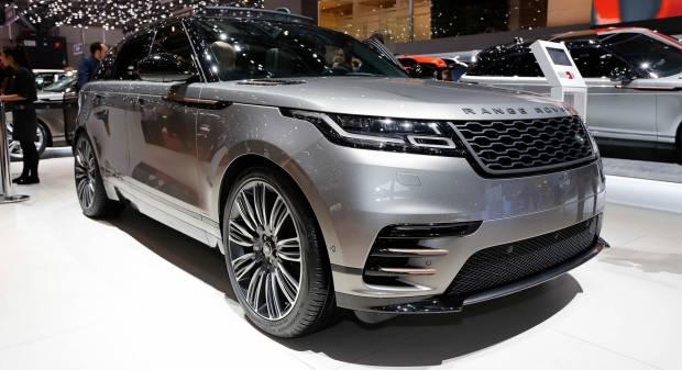 Range Rover Velar e le altre novità Land Rover - VIDEO