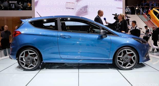 Ford A Ginevra con Fiesta ST, Focus RS e una GT speciale