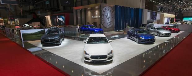 Maserati al Salone Una serie limitata di GranCabrio e GranTurismo per celebrare la 3500 GT