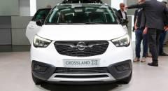 Opel Crossland X Listino prezzi tedesco a partire da 16.850 euro