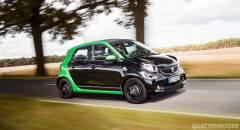 Smart electric drive In Italia listino prezzi a partire da 23.800 euro