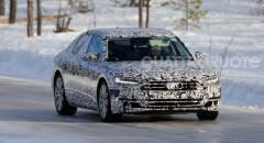 Audi A8 A luglio debutterà la quarta generazione
