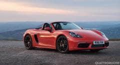 Porsche Le novità dei model year 2018