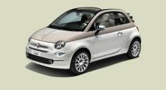Fiat 500 60th Anniversary Al via gli ordini con prezzi da 22.050 euro