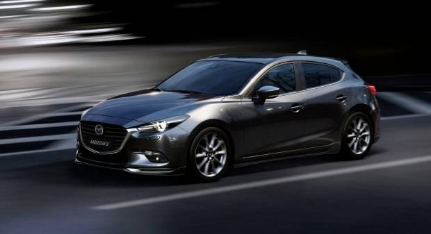 Mazda3 Il model year 2017 a partire da 20.400 euro
