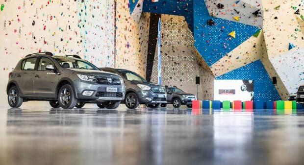 Dacia A listino la serie speciale Brave