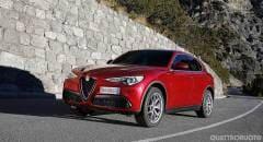 Alfa Romeo Stelvio A listino due nuove motorizzazioni