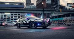 Ford Police Responder Hybrid La prima ibrida per la polizia americana
