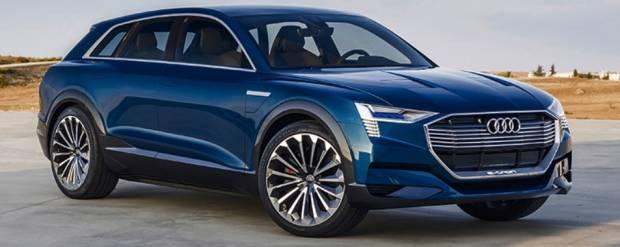 Audi e-tron quattro Norvegia, aperti i pre-ordini della Suv elettrica